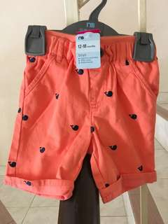 Shorts for boy!