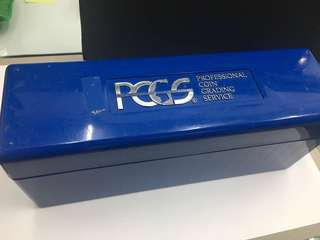 PCGS幣盒