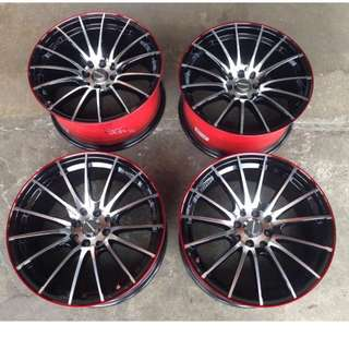 SPORT RIM 17inch USED WHEELS