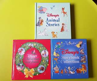 Disney Classic Story Books