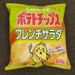 卡樂B法式沙律味薯片
