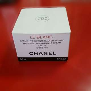 CHANEL LE BLANC Whitening Moisturizing Cream TXC