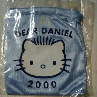 DEAR DANIEL POUCH