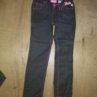 Barbie - Black Denim Pants