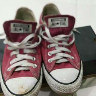 Sepatu Converse all Star Made In India