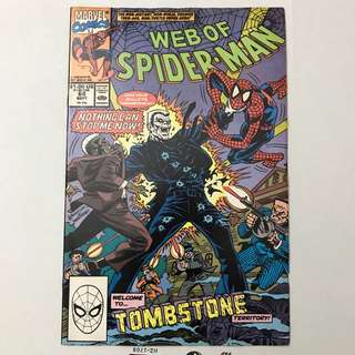 Web of Spider-Man # 68