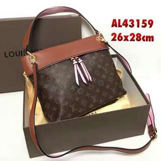 LV BAG (BROWN)