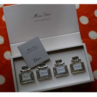 Miss Dior Scent Collection 香水