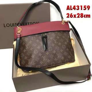 LV BAG (RED)