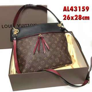LV BAG (BLACK)