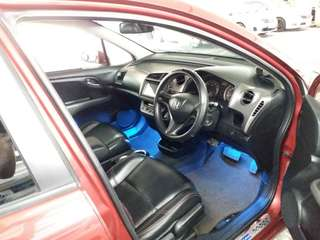 Honda Stream, 7 Seater