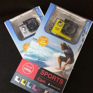 Sport Camera HD 1080p 30pm waterproof