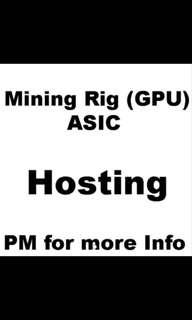 Mining Rig Host