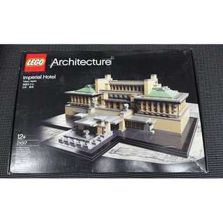 Lego Architecture Series ~ updated