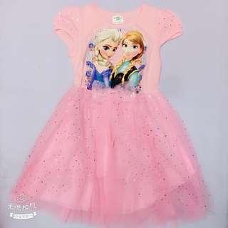 Moana Dress (3T - 8T)