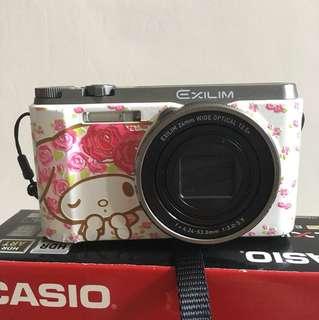 自拍相機 Casio zr1200