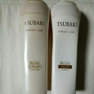 Brand new TSUBAKI SHAMPOO/ CONDITIONER