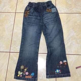 #MakinTebel Preloved Jeans Anak