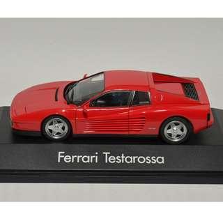 Herpa - 1:43 - 010306 - Ferrari Testarossa (請留意下面 Information)