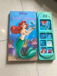 Ariel Dances (Disney Book)