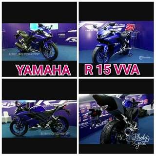 Yamaha R 15 VVA 2017