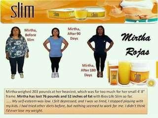 Bios Life Slim to taste Orange Flavour
