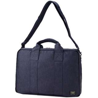 PORTER / PORTER SMOKY 2WAY BRIEF CASE