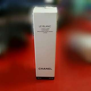 CHANEL LE BLANC Brightening Moisturising Lotion