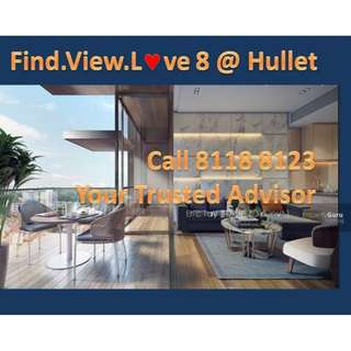 New Launch Orchard Road D09 Freehold - 8 @ Hullet