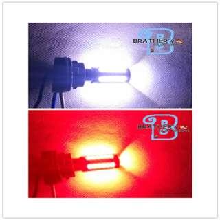 (4) Brake Light Bulb Strobe/Normal Function
