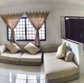 blk 662 yishun ave 4.  masters room for rent/ shared room
