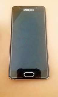 Samsung A3 2016 duos, warna hitam