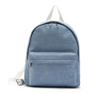 F21 BlueJeans Backpack