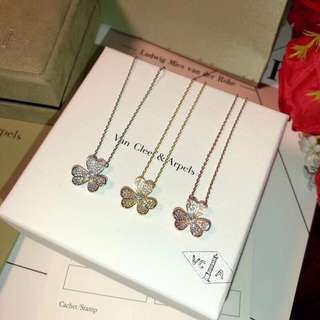 Vca necklace 925