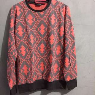 Sweater abstrac
