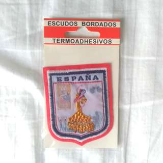 Patch from Spain