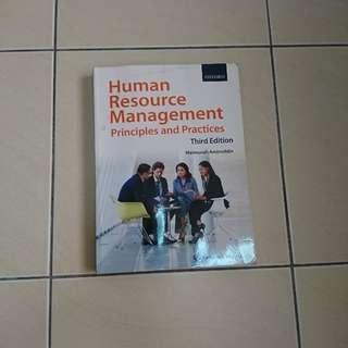 HRM book