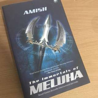 Book Preloved - The Immortals of Meluha