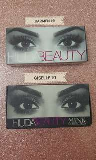 FREE SHIPPING!! Authentic Huda Beauty Eyelashes