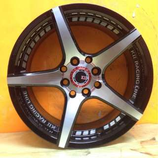SPORT RIM 15inch K2 DESIGN RACING WHEELS
