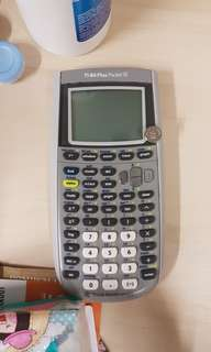 Ti 84 Plus Pocket SE Graphing Calculator