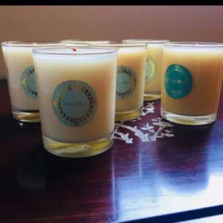 Alice Blue Soy Candles