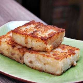 Fresh Packed Radish Cake (for steaming or frying) 1.5kg per pack