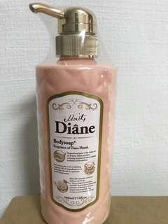 Moist Diane Body Soap Tiara Floral