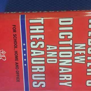 Book - Dictionary