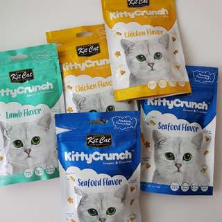 Kitty Crunch Cat Treats