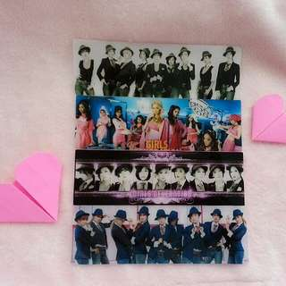 Girls Generation Bookmarks