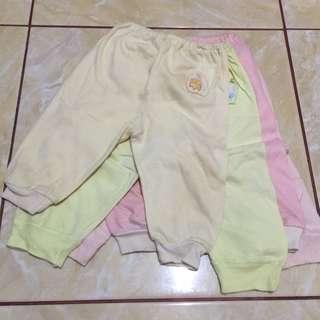 #MakinTebel Preloved 4 Celana Bayi