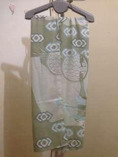 Etnic pastel scarf