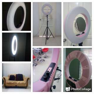 INSTOCK!! NEW LARGE 18 INCH PROFESSIONAL STUDIO LED RING LIGHT